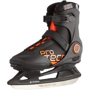 Tecnopro Herren Phoenix M 2.0 Feldhockeyschuhe, Schwarz (Black/Orange 900), 43 EU