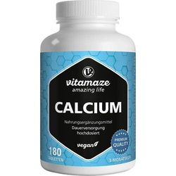 CALCIUM 400 mg vegan Tabletten 180 St.