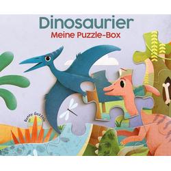 Meine Puzzle-Box: Dinosaurier