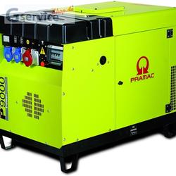 Pramac P9000 380V Drehstromgenerator
