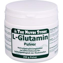 L-GLUTAMIN 100% rein Pulver 250 g