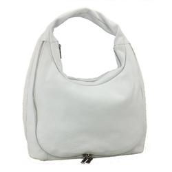 Eastline Handtasche, Leder weiß