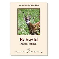 Rehwild. Hubert Zeiler  Paul Herberstein  - Buch