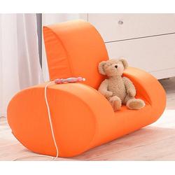 Hoppekids Sessel orange Kinder Kinderregale Kindermöbel