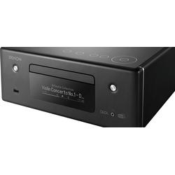 Denon RCD-N11DAB Audio-Receiver (Bluetooth, LAN (Ethernet), WLAN) schwarz