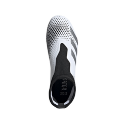 Adidas Fußballschuhe PREDATOR 20.3 LL FG - FTWWHT/GOLDMT/BLACK