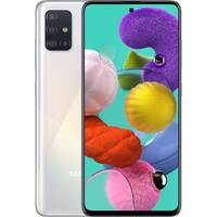 Samsung Galaxy A51 4 GB RAM 128 GB prism crush white