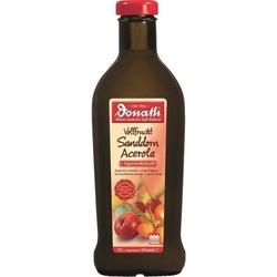 DONATH Vollfrucht Sanddorn Acerola+Agavendicksaft 500 ml