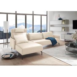 hülsta sofa Ecksofa hs.422 weiß