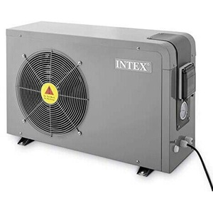 INTEX Wärmepumpe 4,1kW (220V RCD) LED-Kontrollanzeige Heat Pump 28616 für Pools