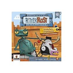 Ritter Rost Serie - Verkehrserziehung - Hörbuch