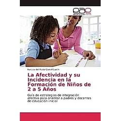 La Afectividad y su Incidencia en la Formación de Niños de 2 a 5 Años