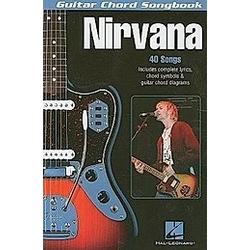Guitar Chord Songbook. Nirvana  - Buch