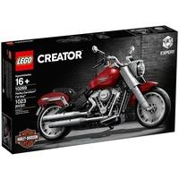 Lego Creator Harley-Davidson Fat Boy