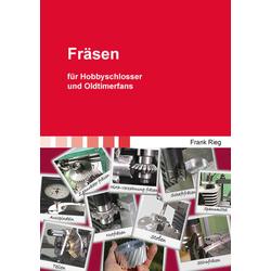 Fräsen als Buch von Frank Rieg