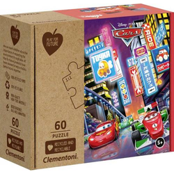 Clementoni Puzzle Play for Future - Cars 60 Teile 26999