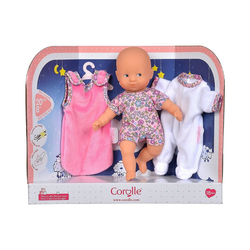 Corolle® Babypuppe Calin Gute Nacht Set