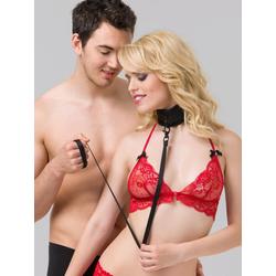 Bondage Boutique Halsband und Leine