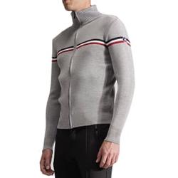Fusalp - Wengen Fiz II Pullover Silicium - Pullover - Größe: S