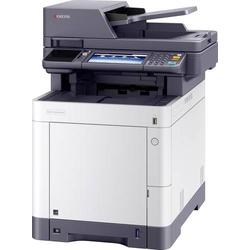 Kyocera Farblaser Multifunktionsdrucker A4 30 S./min 30 S./min 9600 x 600 dpi LAN, Duplex, Duplex-AD