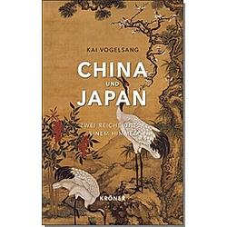 China und Japan. Kai Vogelsang  - Buch