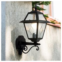etc-shop LED Laterne, Außenleuchte Wandleuchte Gartenleuchte Beleuchtung IP44 Lampe Leuchte