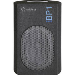 Renkforce Bass BP1 Auto-Subwoofer passiv 200W