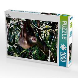 Faultier Lege-Größe 64 x 48 cm Foto-Puzzle Bild von Fotine Puzzle