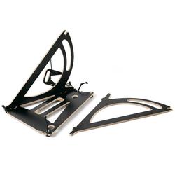 MTB Hopper Trainingsgerät Balance für MTB, Balance-Trainer und Fahrradständer, Schwarz
