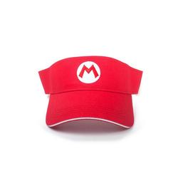 Nintendo Visor Nintendo - Super Mario Tennis Aces Hat Visor NEU COOL