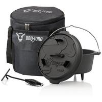 BBQ-Toro Dutch Oven Set 3-tlg.