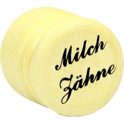 MILCHZAHNDOSE Holz 2,5 cm