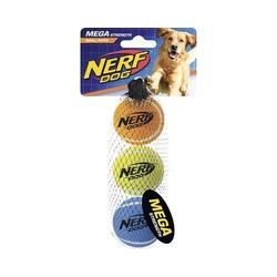 NERF Dog Squeak Tennis Balls