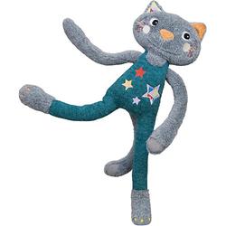 Plüsch Elasto, die akrobatische Katze, 36cm