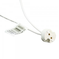Keramik Fassung Sockel für Halogenlampen Lampenfassung MR16 GTV 1656