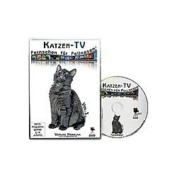 Katzen-TV - Fernsehen für Fellnasen - DVD  Filme