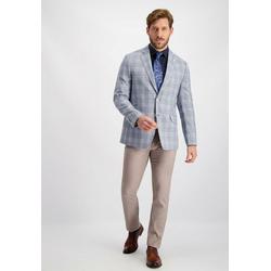 Lavard Sakko in blauen und grauen Farbtönen in blauen und grauen Farbtönen 50