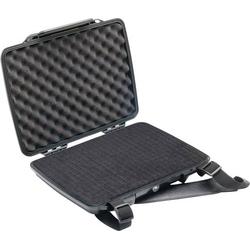 PELI Laptop Koffer 1075 2l (B x H x T) 314 x 54 x 248mm Schwarz 1070-000-110E