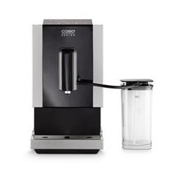 CASO Kaffeevollautomat mit Kegelmahlwerk & Milchtank LED-Touch-Display