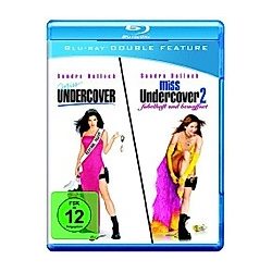 Miss Undercover / Miss Undercover 2 - DVD  Filme