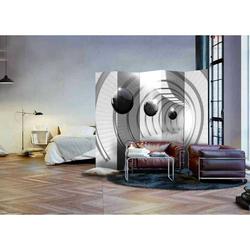 Spanischer Raumteiler mit Tunnel Motiv 225 cm breit