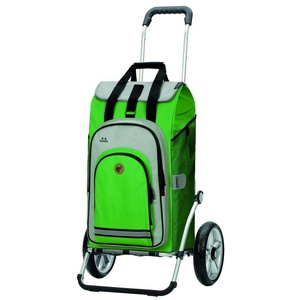 Andersen Einkaufstrolley Royal Shopper Hydro 2.0, MADE IN GERMANY, 62 l grün