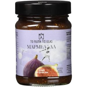 To Filema Tis Lelas Handgemachte Feige Extra Marmelade 300 g, 2er Pack