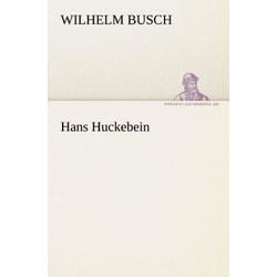 Hans Huckebein als Buch von Wilhelm Busch