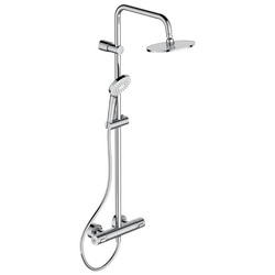Ideal Standard Duschsystem Idealrain Evo, Höhe 104 cm, 3 Strahlart(en)