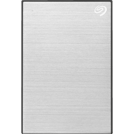 Seagate One Touch HDD 1 TB USB 3.0 silber