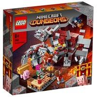 Lego Minecraft Das Redstone-Kräftemessen 21163