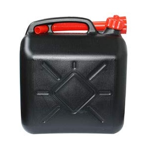 Benzinkanister Liter Kraftstoffkanister Diesel Trichter Tragegriff 10L