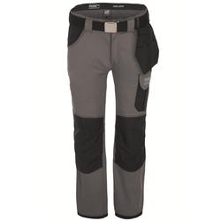 PUMA Workwear Herren Handwerker Bundhose - Arbeitshose schlamm / schwarz, Größe: 56