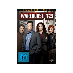 Warehouse 13 - Staffel 4 DVD